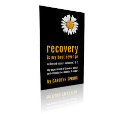 recovery is my best revenge paperback pods shop recovery is my best revenge paperback