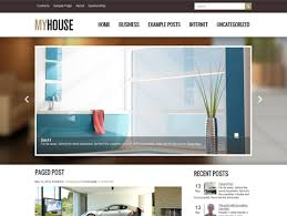 Small Picture 11 Best Free Interior Design WordPress Themes