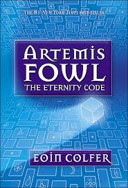book 5 the eternity code artemis fowl book 3 eoin colfer