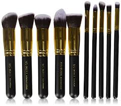 bs mall tm makeup brushes premium makeup brush set synthetic kabuki cosmetics foundation