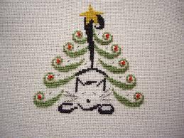 Cross Stitch Christmas Ornament Patterns