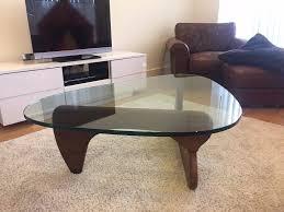 isamu noguchi style coffee table