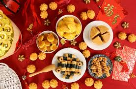 Chinese new year is the festival that celebrates the beginning of a new year on the traditional chinese calendar. Best 25 Chinese New Year Goodies In Singapore For This Ox Year 2021
