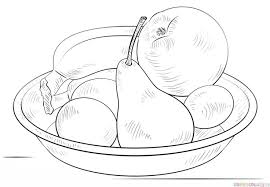 how to draw a bowl of fruits step by step drawing tutorials repujado frutas y verduras drawings bowls and tutorials