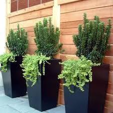 ... Large Tapered Square Planter - Fiberglass - 42