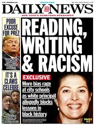 bronx middle prinl demoted after racism allegations new york daily news