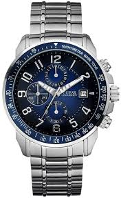 guess chronograph stainless steel watch u15072g2 men s guess chronograph stainless steel watch u15072g2