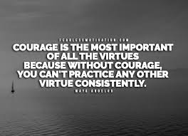Quotes About Courage Custom 48 Of The Most Powerful Quotes On Courage Fearless Motivation