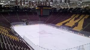 Gopher Hockey Seating Chart 3m Arena At Mariucci Wikipedia