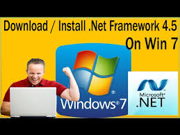 install net framework 4 5 on windows 7