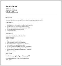 Accounting Clerk Resume Objective Best of Accounting Clerk Resume Objective Shalomhouseus