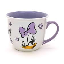 Daisy Duck Faces Character Mug | Mugs | Disney Store