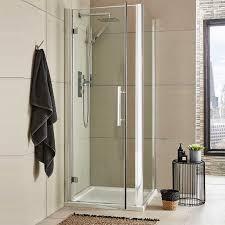 premier apex 760mm shower enclosure hinged door mh76 e8 bathroom house