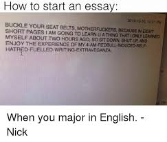 page essay memes meme how to start an essay pm buckle your memes meme how to start an essay pm buckle your