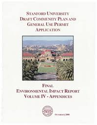 l_ STANFORD UNIVERSITY DRAFT COMMUNITY PLAN AND GENERAL USE PERMIT ...