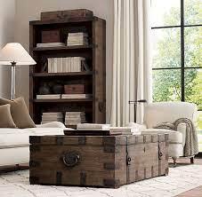 I am a homemaker added on 6/24/2016. 89 Amazing Farmhouse Coffee Table Ideas Coffee Table Farmhouse Living Room Chest Living Room Coffee Table