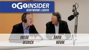 How Leaders Lead with David Novak