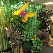 Jungle Decoration Safari Decorations Ideas Home Design Ideas