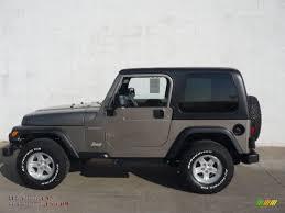 2004 Jeep Wrangler Sport 4x4 in Light Khaki Metallic - 715087 ...