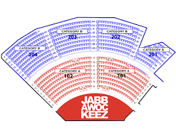 Mgm Grand Seating Chart Jabbawockeez Best Picture Of Chart