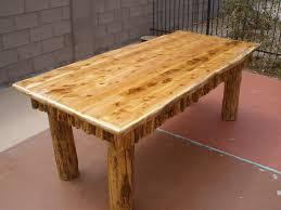 homely design 7 foot dining table stylish dirning room log furniture phoenix az inside 28 round