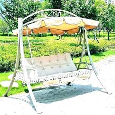 canopy garden swing outdoor swing seat 3 cushion with canopy garden cozy promotional swings cover c canopy garden swing