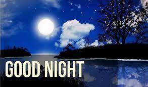 Best Wish Moon Good Night Wallpaper ...