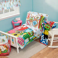 Yo Gabba Gabba Bedroom Decor Collection