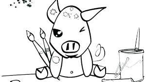 Coloring Pages Peppa Pig Coloring Book Printable Sketch Google