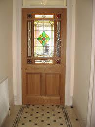 oak 9 pane door