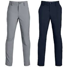 Under Armour Youth Football Pants Size Chart Details About 2019 Under Armour Junior Boys Match Play Taper Leg Trousers Ua Golf Kids Pants