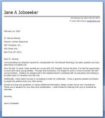 Cover Letter For Career Change Cover Letter