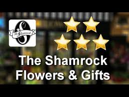 Small Picture The Shamrock Flowers Gifts Eugene Perfect Five Star Review by