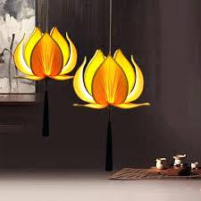 lotus chandelier lotus chandelier pendant ceiling lamp large lotus flower chandelier