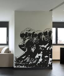 ... Sports Decals For Walls Scrolled International Wall Decals Football Vip  Image Polyvore Durable Construction Infuses Home