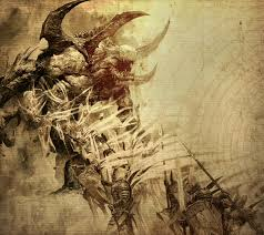 starting at the very very beginning the diablo team has created an origin of their universe legend in the book of cain two primordial beings were in a