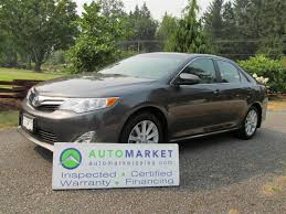 Used 2013 Toyota Camry XLE, Navi, Load, Insp, Warr for Sale in ...