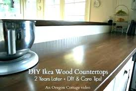 butcher block counters cutting ikea countertops review home improvement ideas australia my saga continues conference room
