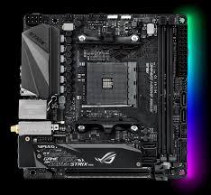 Asus Rog Strix B450 I Gaming Analyzing B450 For Amd Ryzen