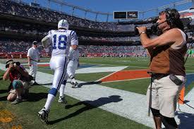 2013 Nfl Week Seven Preview Indianapolis Colts Vs Denver