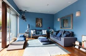 blue gray paint colorliving room  Breathtaking Blue Gray Living Room Colors Brilliant