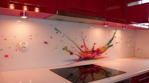 Cheap Creative Kitchen Splashback ideas | DIY Kitchen Backsplashes