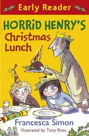 Horrid Henry And The Bogey Babysitter Early Reader Francesca Simon