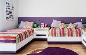 Twin Beds For Girls With An Eye Stylish Decors Inside Bed Designs