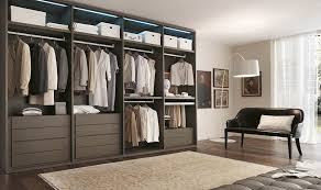 View in gallery Organized Mixer walk-in closet from Alf