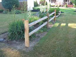 rail fence styles. Pictures: Western Red Cedar 2-Rail Split Rail Fence. I Did Not Install The Original (above) But Repaired And Stained It (below). Fence Styles T