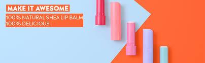 eos natural organic stick lip balm