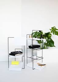 wire furniture. A Minimalist Collection Of Furniture Inspired By The Line Wire