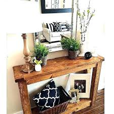 how to decorate entryway table. How To Decorate Entryway Table Decoration Ideas Best Console Decor On My