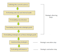 solved explain examples each of the seven steps in the st table strategic planning process